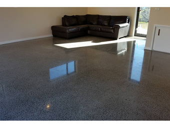 Concrete grinding services and the polishing of industrial resin floors