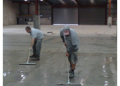 Professional concrete repairs and waterproofing in Auckland