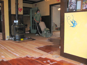 North Shore Floor Sanding