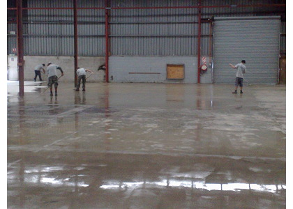 Certified Concrete Repairs Ltd